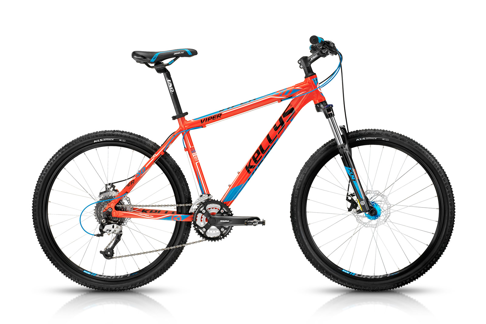 KELLYS Viper 50 Red Blue 21.5´´ - KELLYS Viper 50 Red Blue 21.5´´