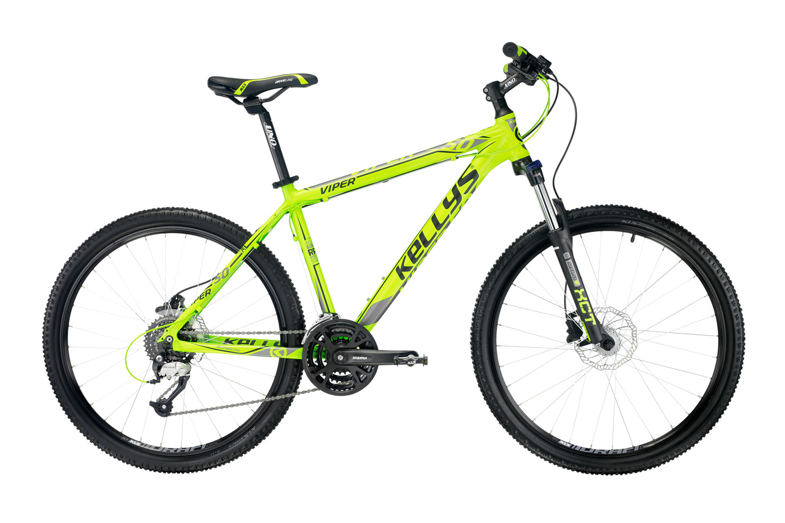 KELLYS Viper 50 Lime 19.5�� - Mile-Multisport