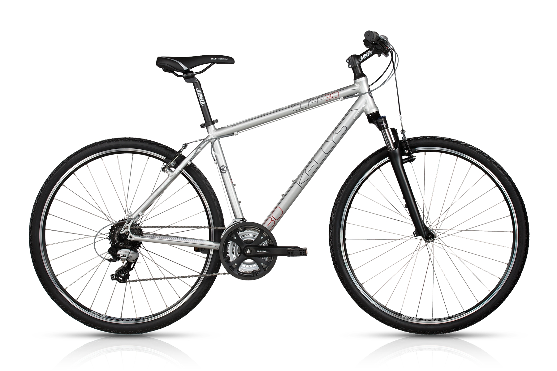 KELLYS Cliff 30 Silver 17´´ - Sport Cycling Meindl - professional cycling