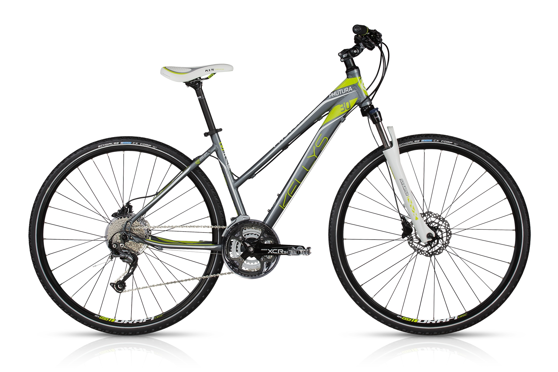K17125 KELLYS Phutura 30 Grey 17´´ - Sport Cycling Meindl - professional cycling