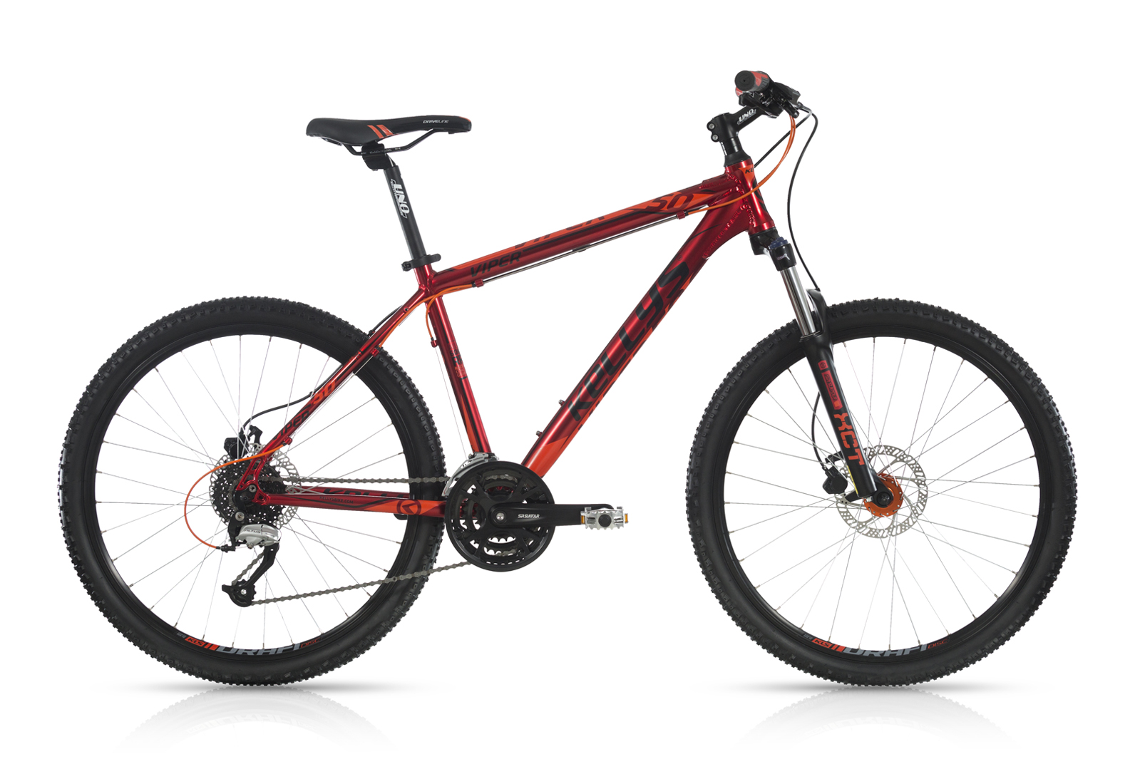 K17040 KELLYS Viper 50 Red 26 17.5´´ - Sport Cycling Meindl - professional cycling