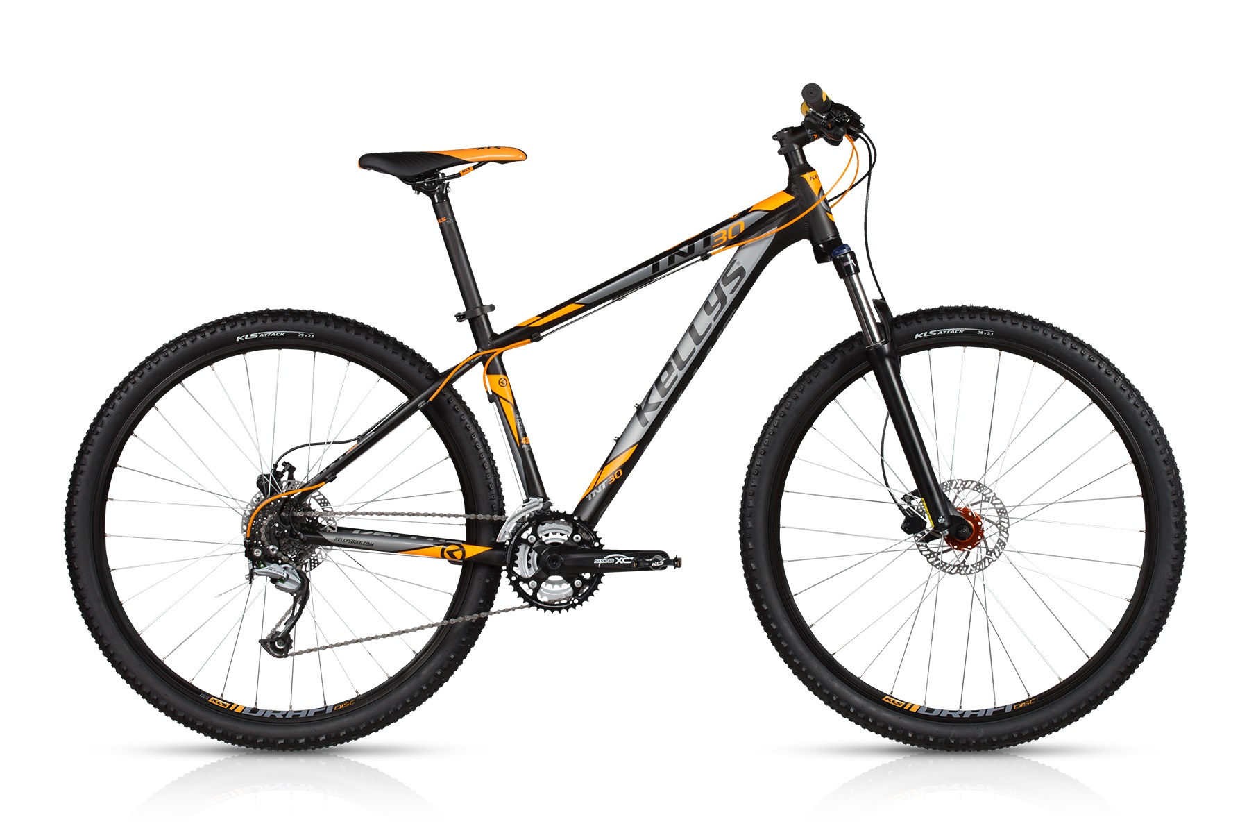 K17073 KELLYS TNT 30 Dark Orange 19´´ - HiroBike Onlineshop
