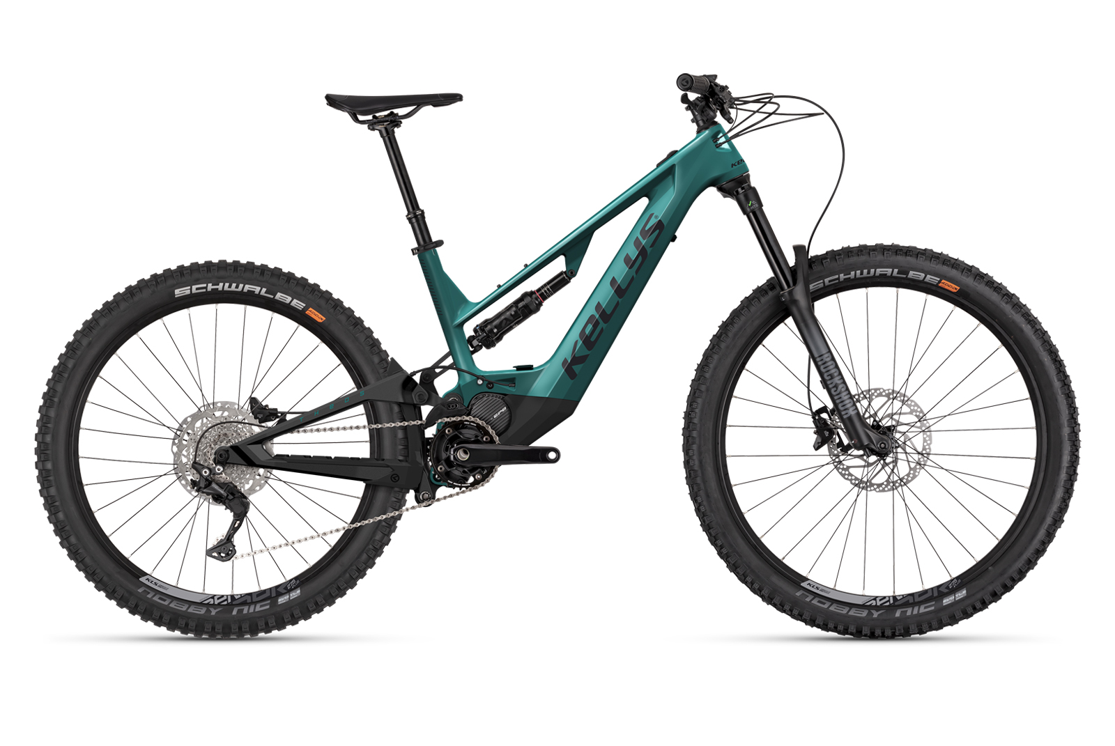 "KELLYS Theos F50 Teal M 29""/27.5"" 720Wh"