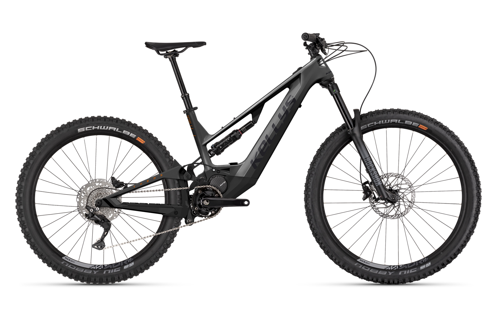 "KELLYS Theos F50 Anthracite L 29""/27.5"" 720Wh"