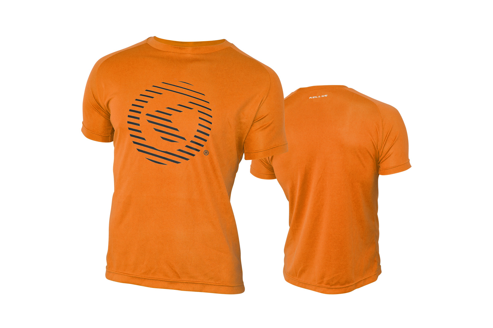 T-Shirt KELLYS ACTIVE orange - L - Mega Handelsgesellschaft