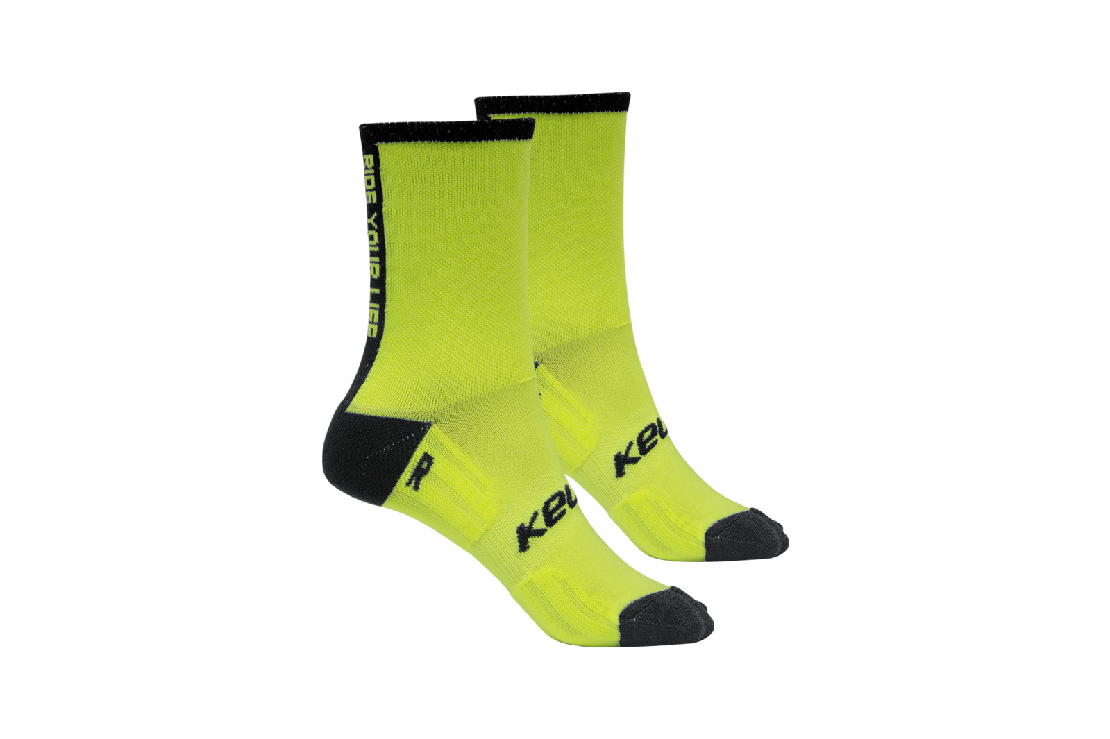 Socken KELLYS PRO Race lime 38-42 (016) - bagier Sports GmbH