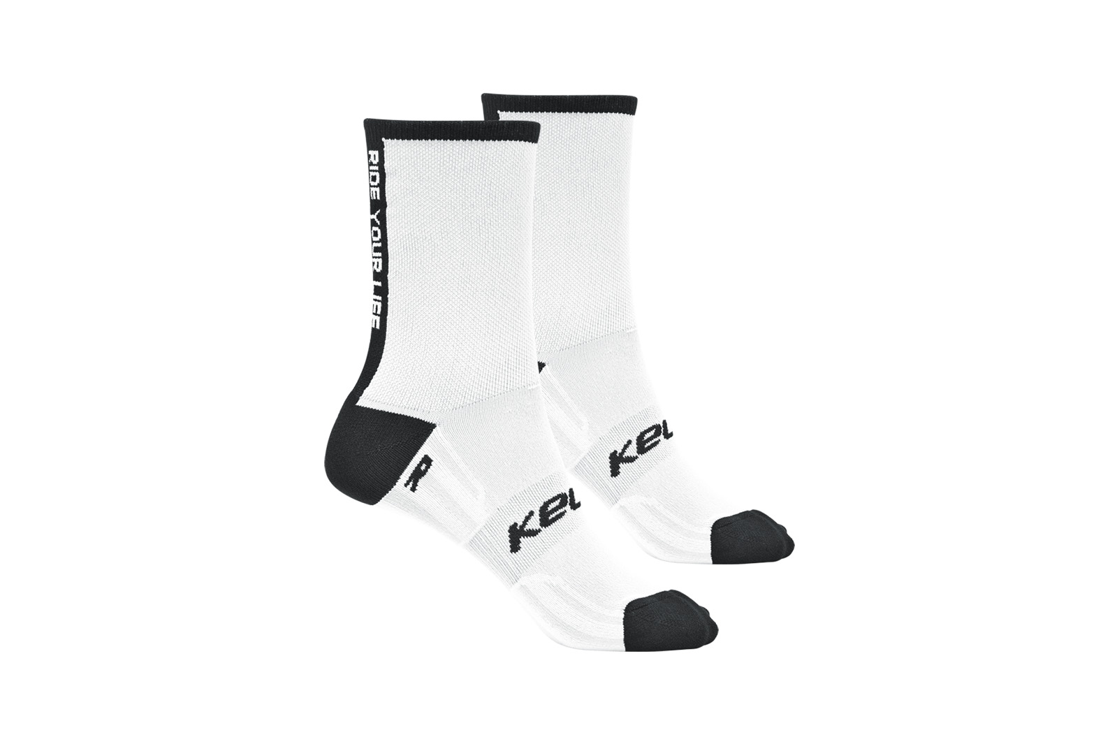 Socken KELLYS PRO Race white 38-42 (016) - bagier Sports GmbH