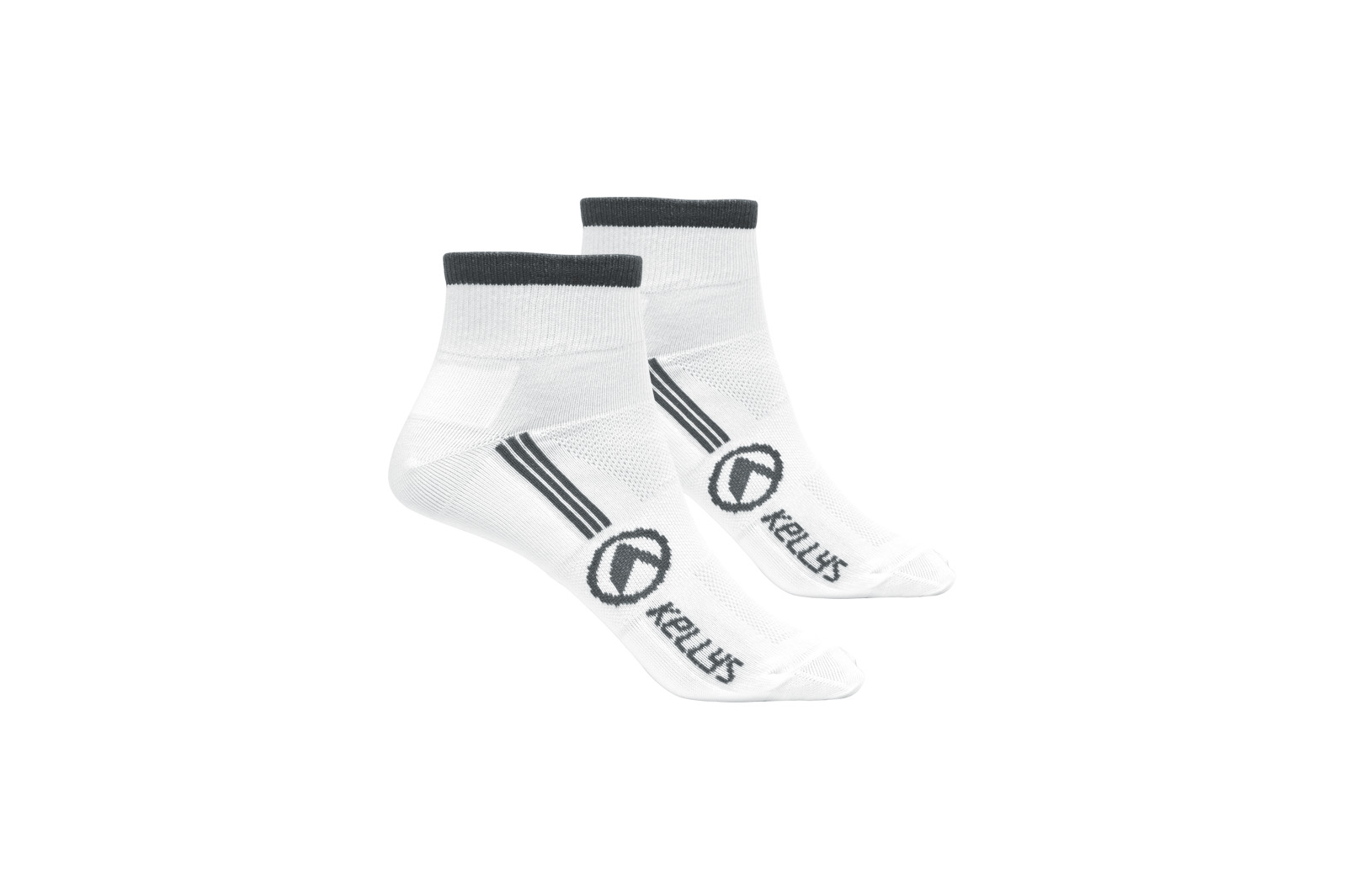 Socks KELLYS SPORT white 38-42 - bagier Sports GmbH