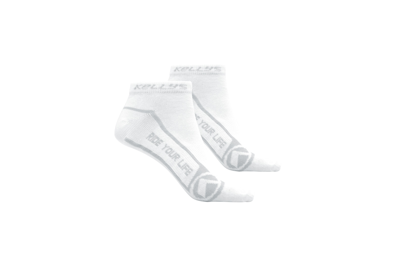 Socken KELLYS FIT white 38-42 - bagier Sports GmbH