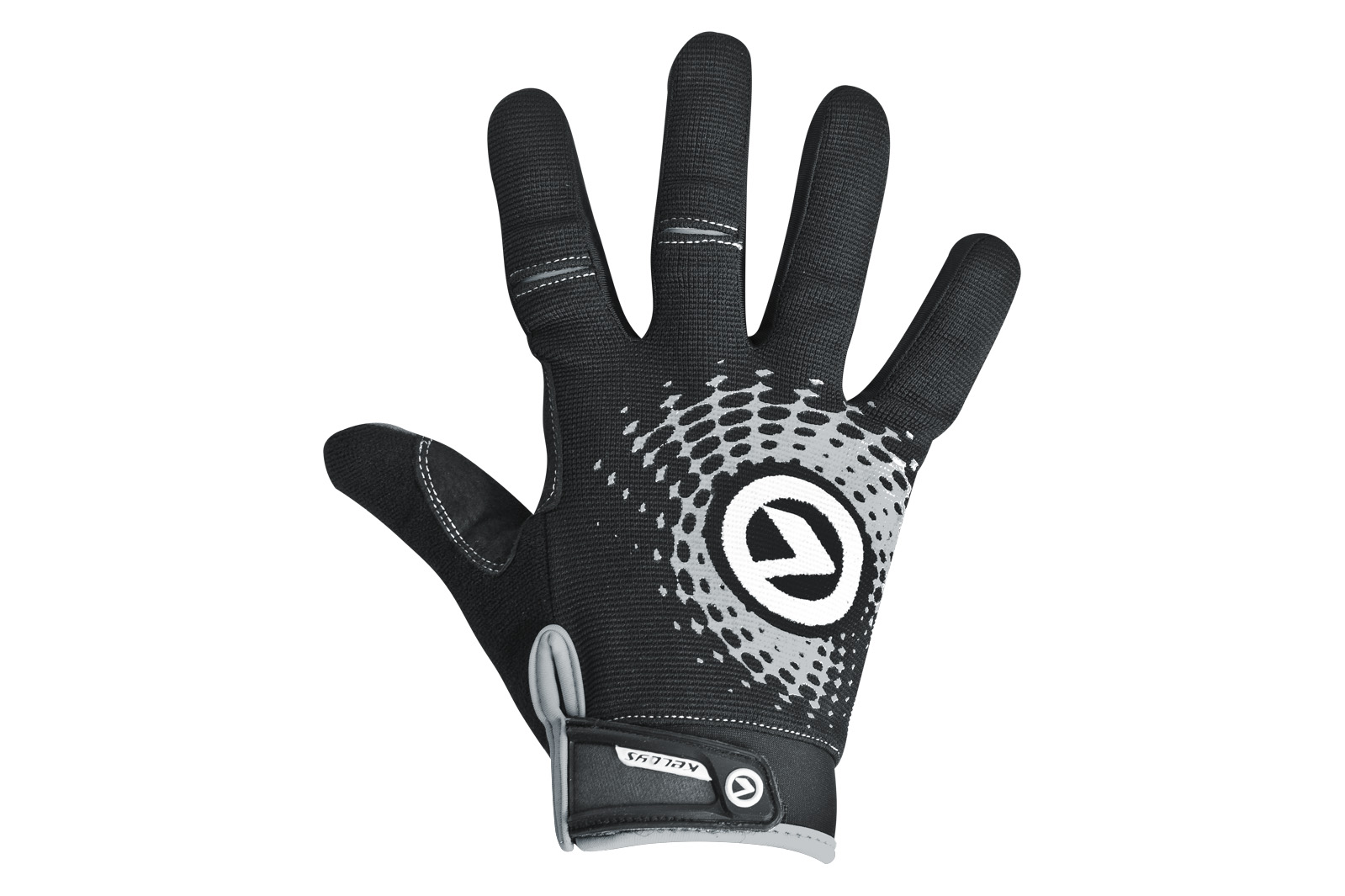 Handschuhe IMPACT long black-grey L - Handschuhe IMPACT long black-grey L