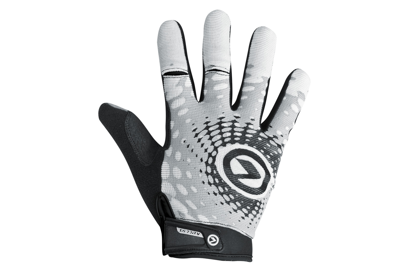 Handschuhe IMPACT long white-grey-black S - Handschuhe IMPACT long white-grey-black S