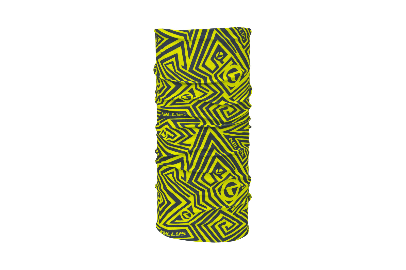 Multifunktionstuch KELLYS LABYRINTH lime - Mile-Multisport