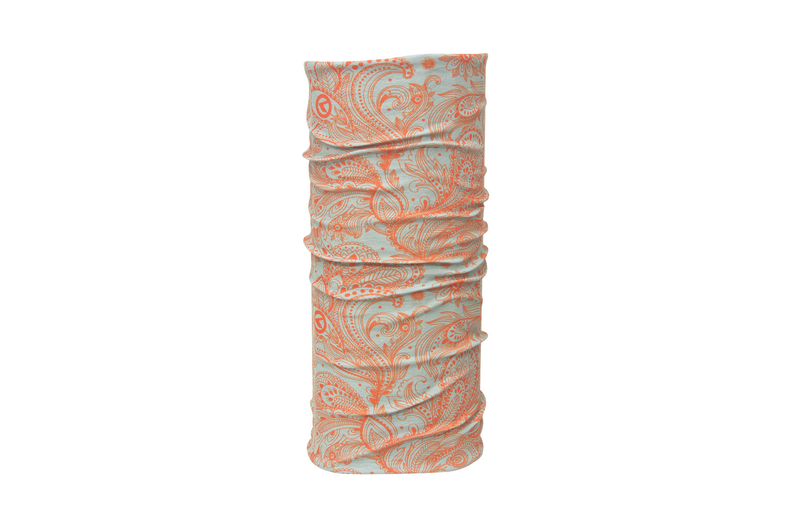 Multifunktionstuch KELLYS PAISLEY orange - Mile-Multisport