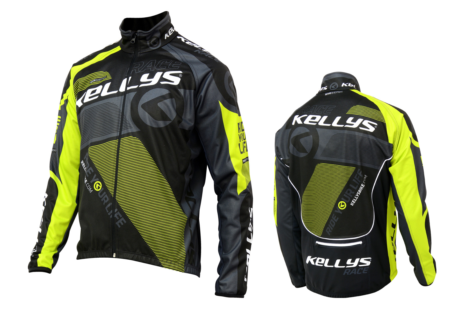 Jacke KELLYS PRO Race ISOWIND - S - Sport Cycling Meindl - professional cycling
