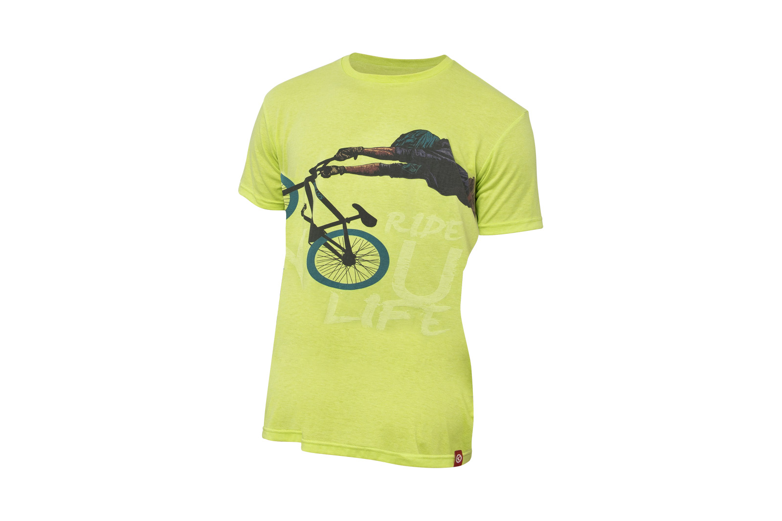 T-Shirt KELLYS DIRT kurzarm Lime - XL - T-Shirt KELLYS DIRT kurzarm Lime - XL