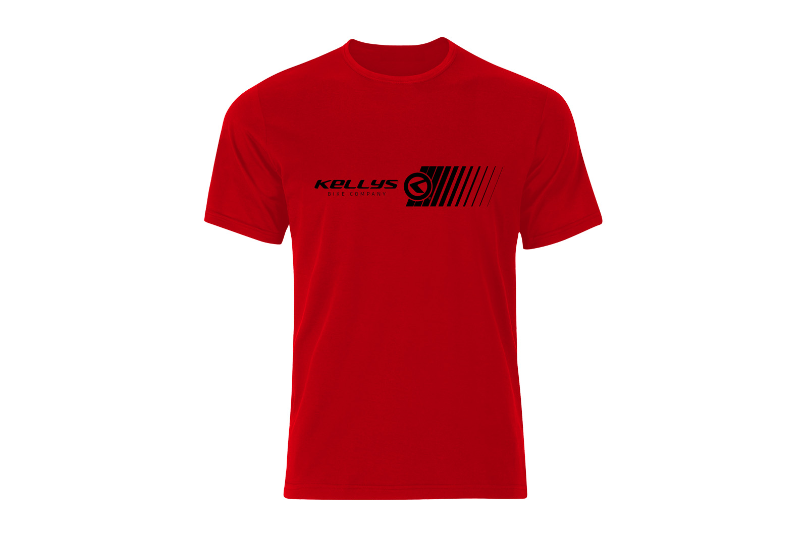 T-Shirt KELLYS LOGO kurzarm red - XL - T-Shirt KELLYS LOGO kurzarm red - XL