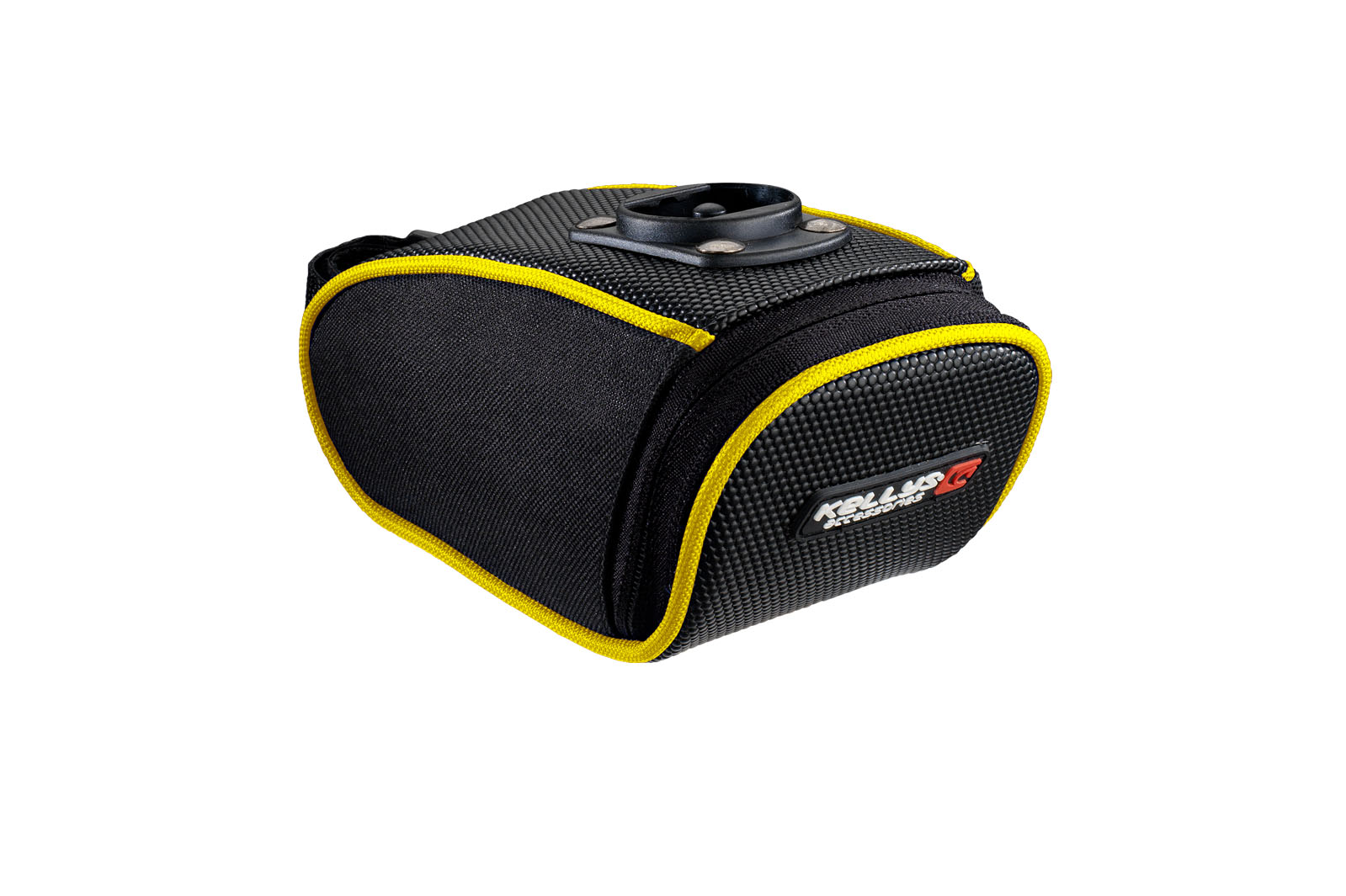 Satteltasche KELLYS CHILLI black-yellow - HiroBike Onlineshop