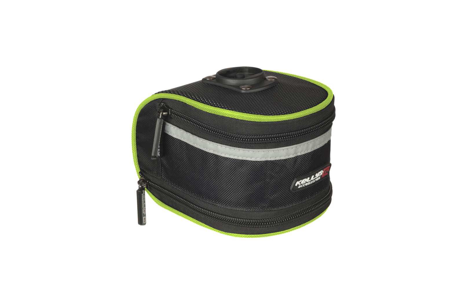 Satteltasche KELLYS HANDY black-lime green L - Satteltasche KELLYS HANDY black-lime green L