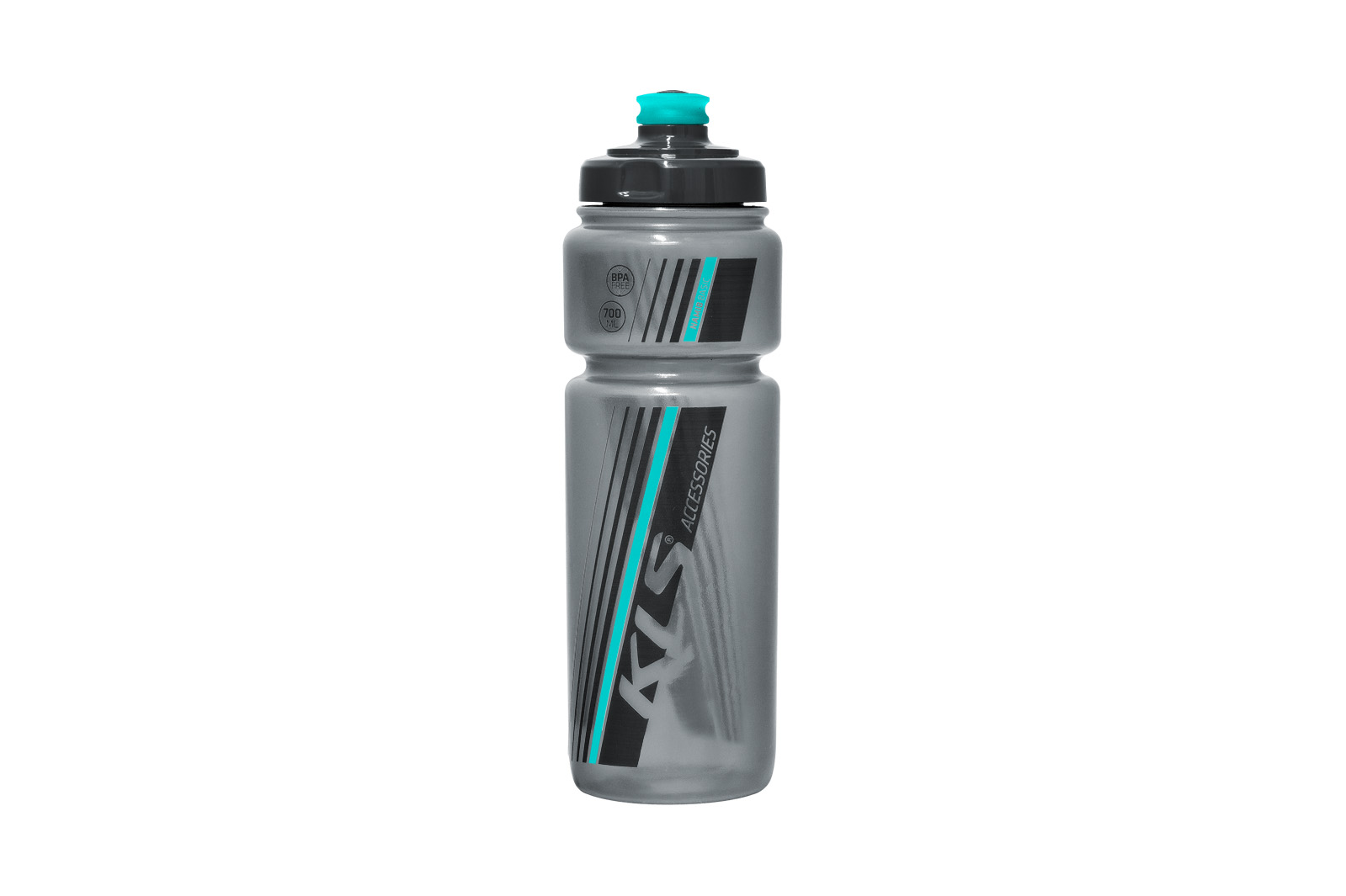 NAMIB Anthracite-Turquoise 0,7l - Bike Schmiede Biesenrode GbR